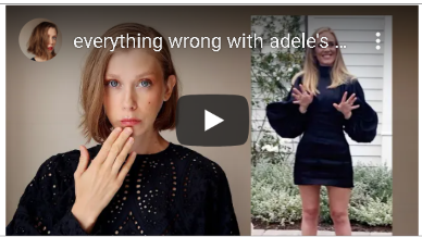 Adele Weight Loss -Mind Your Business